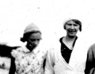 Edith May Scudder taken 1934
