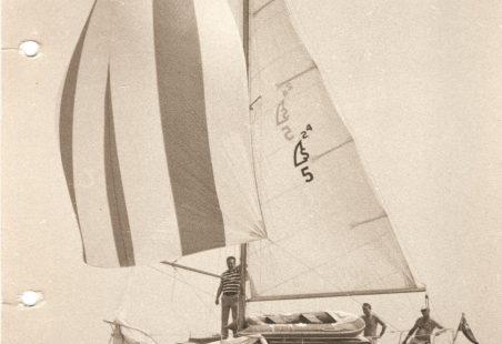 Daws Heath's boat builder