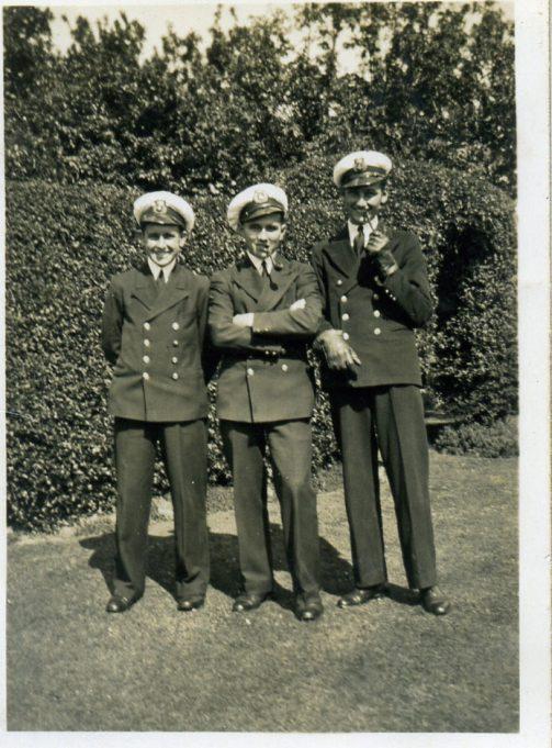 Geoff, Ian & Roy | Ian