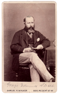 George Edmund Street | Samuel A. Walker