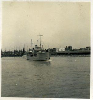 HMS Mastiff | Ian