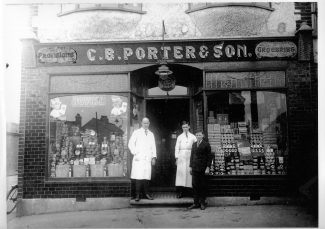 C B Porter & Son:    Contact sought | Click on the picture to enlarge it