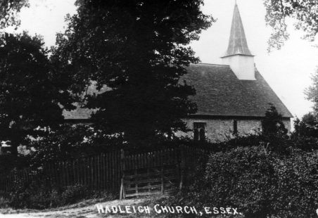 Fall and Rise of Hadleigh Rectory 1825-1868 part 1