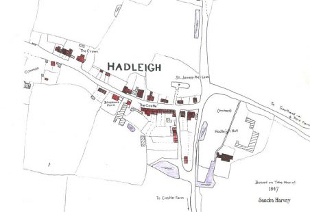 The History of Education in Hadleigh
