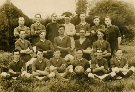 Hadleigh Albion Football Team