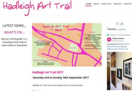 Hadleigh Art Trail  2017