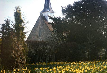 Springtime in Hadleigh