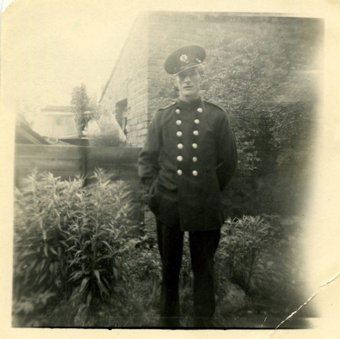 Hadleigh Fireman Harry Chafer | Alice Chafer