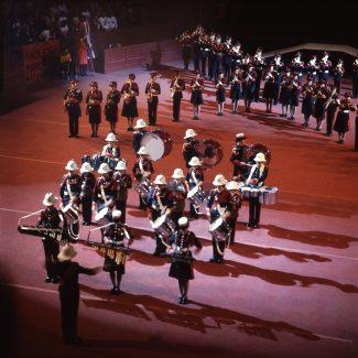 Hadleigh Marching Militaire, Albert Hall 1979 | Robert Hallmann