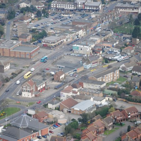 Hadleigh from the air 2 | Andrew Summers