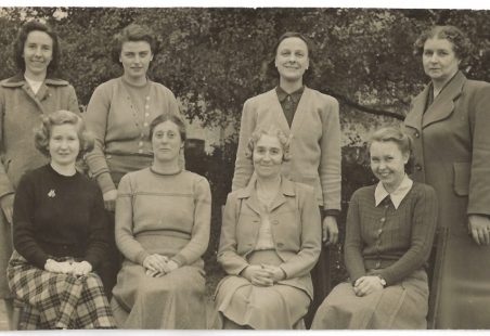Thundersley & Hadleigh School Photos 1947-1961