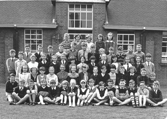 The Class of '66, Hadleigh Junior School