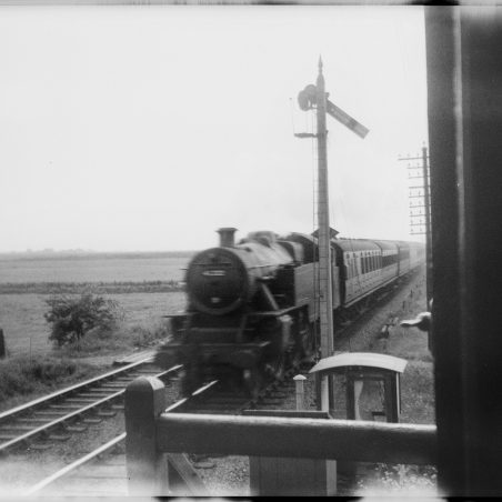 View from Hadleigh Signal Box | © Cammell family collection