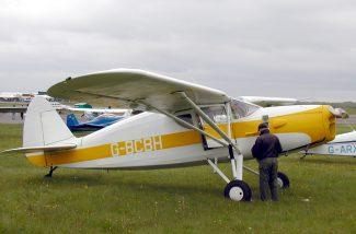 Fairchild Argus 3