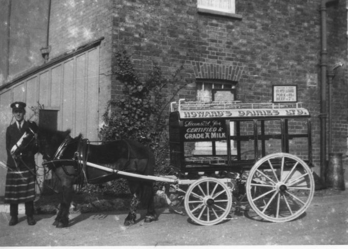 Local delivery by horse and cart | Ian Hawks