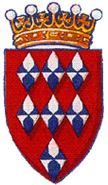 Arms of Hubert de Burgh