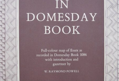 Thundersley in the Domesday Book