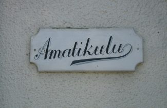 The property in Castle Road still retains the name 'Amatikulu' named after the river in South Africa where the Salvation Army settlement was established. | Graham Cook