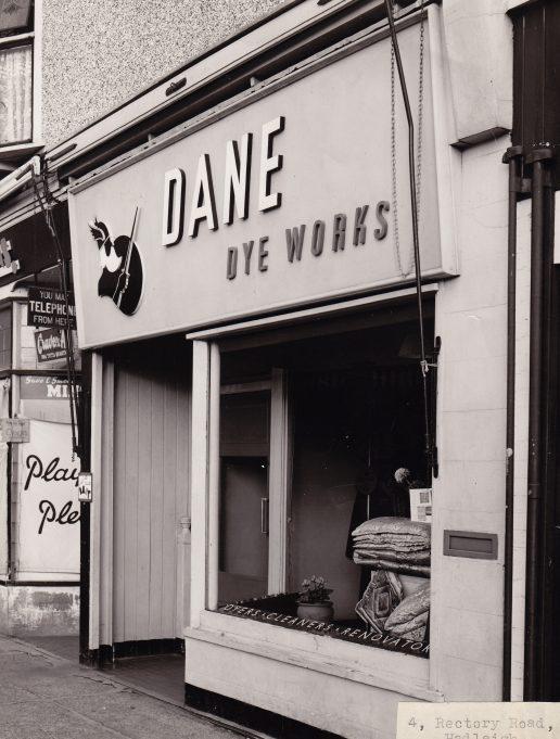 Dane Dye Works, 4 Rectory Road | Maureen Theobald