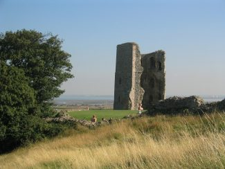 Hadleigh Castle today | Graham Cook