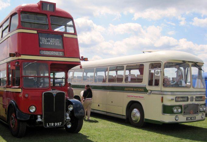 Veteran buses | Lynda Manning