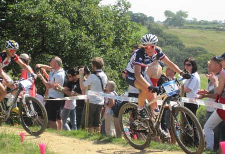Hadleigh Farm Mountain Bike International