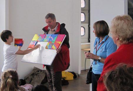 Schools Art Workshop 7th October 2011