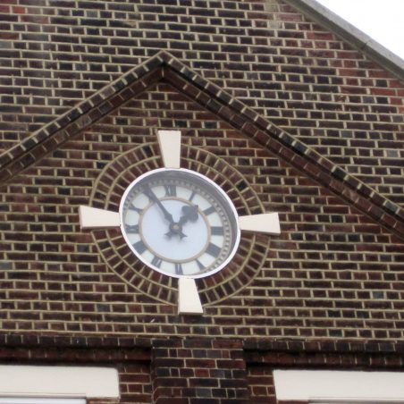 HOFS Clock | Lynda Manning