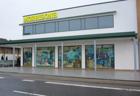 Morrisons - New Store Opens