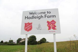 Hadleigh's Golden Legacy | Brian Nichols