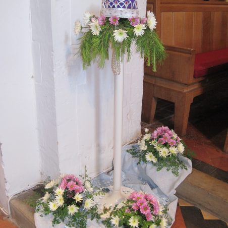 One of two arrangements titled