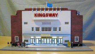 The Kingsway with house lights on - ready for a show! | Lynda Manning