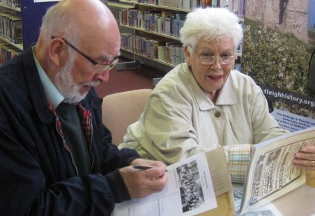 1945 Victory Parties Drop-in at Hadleigh Library