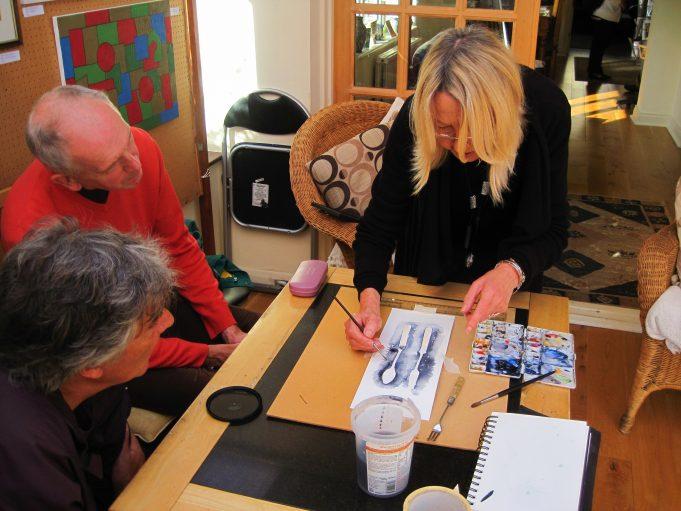 Taking shape   Lynda Manning