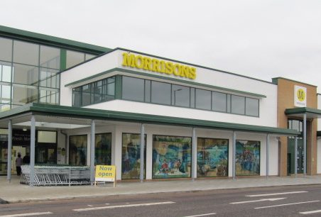 The new Morrison Supermarket opened in January 2012 | Graham Cook