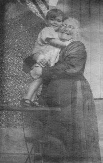 Ian and Grandma Bull | Ian Hawks