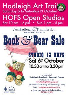 The Art of Bears and Books | David Hurrell