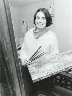 Julia in 1980 | By courtesy of  Newsquest Essex Echo & Gazette