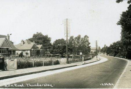 Thundersley / Benfleet post cards