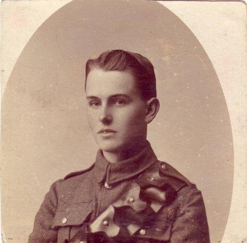 Leonard Doust - Military Medal holder