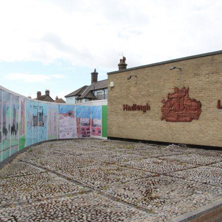 A terracotta Cunning Murrell over Hadleigh