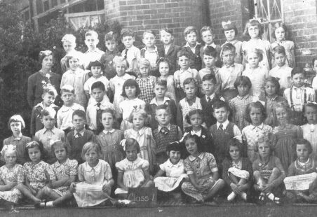 Class 1 of Hadleigh Infants School