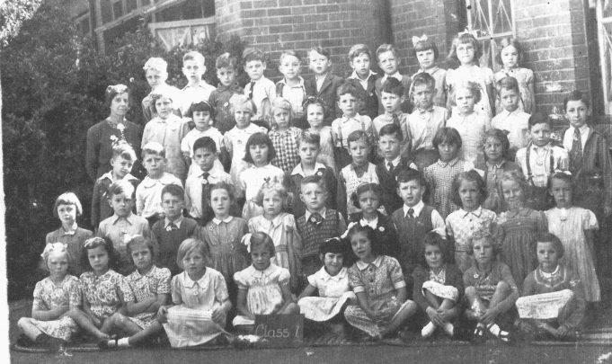 Class 1, June 1945 | Mr Brian Pearce