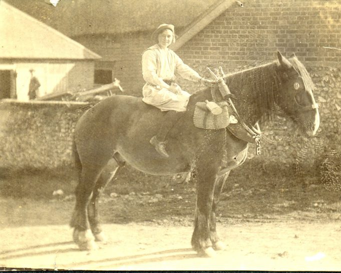 Doris Hawks née Bull 1914 | Ian Hawks