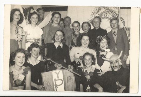 Robinson Chi Rho A.Y.P.A. pantomime 1948.