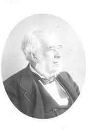 Photo of Sir Charles Nicholson, 1st Baronet of Luddenham, in later life