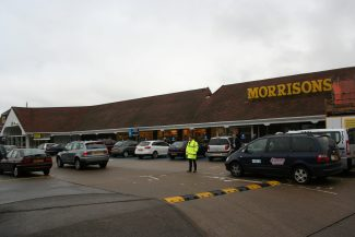 Safeways became Morrisons | Bill Clements