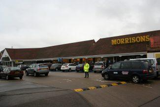 Safeways became Morrisons | Bill Clements