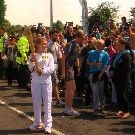 Olympic Torch | Chris Worpole
