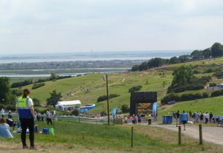 Hadleigh Olympic Mountain Bike Track